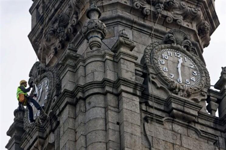 Requalificação da Torre dos Clérigos com custo estimado em 2 milhões