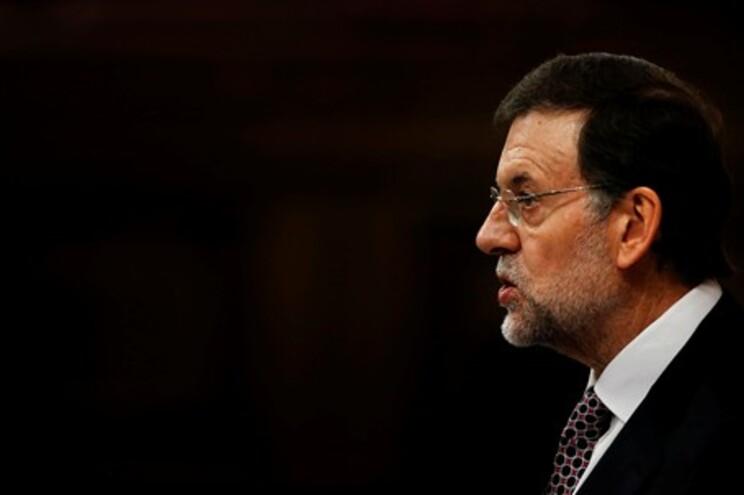 Mariano Rajoy, presidente do Governo de Espanha