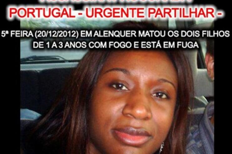 Keli Oliveira é suspeita de matar os filhos menores