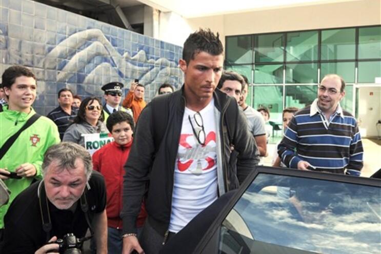 Ronaldo defendeu opções de José Mourinho