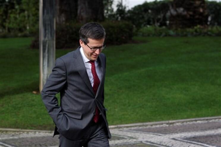 Carlos Moedas, secretário de Estado-adjunto do primeiro-ministro