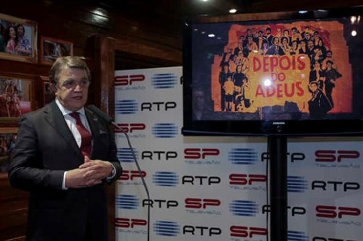 Alberto da Ponte, administrador da RTP