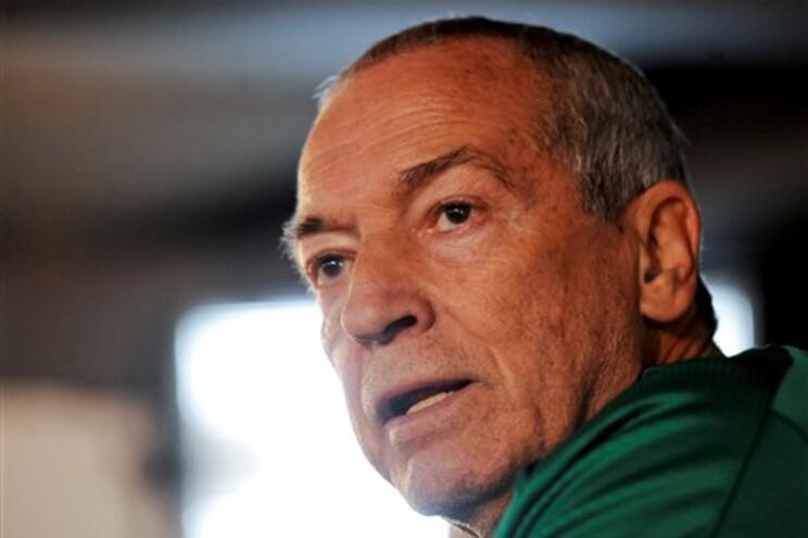Jesualdo Ferreira admite perder Wolfswinkel
