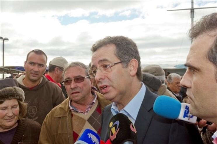 António José  Seguro anuncia recandidatura