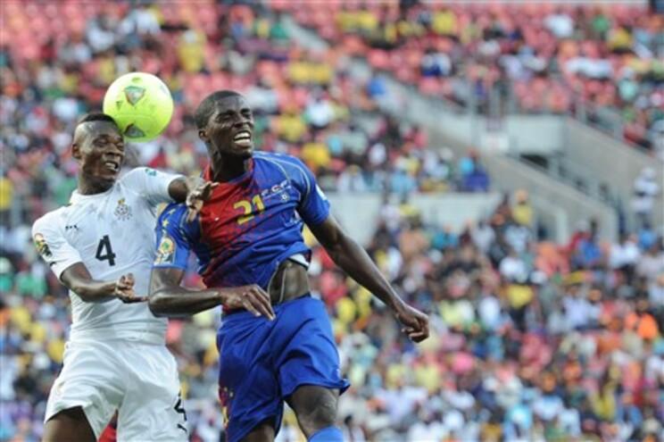 Gana derrota Cabo Verde nos quartos de final da CAN2013