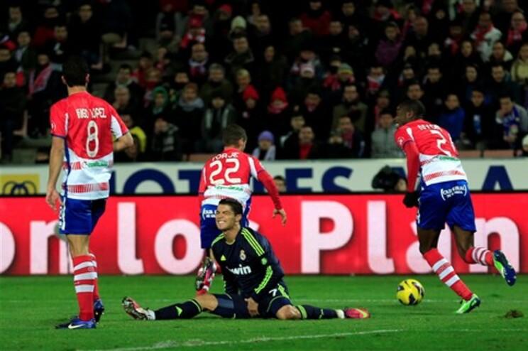 Real Madrid perde com autogolo de Cristiano Ronaldo