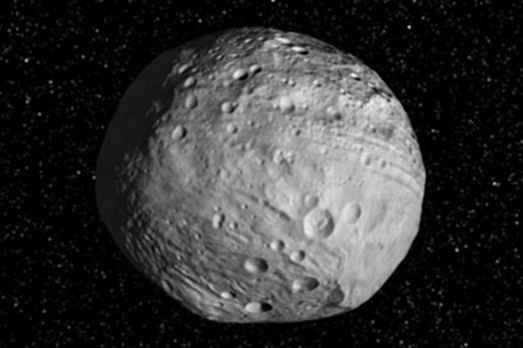 Grande asteroide passa perto da Terra a 15 de fevereiro