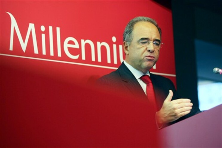 Presidente do Millenium BCP, Nuno Amado