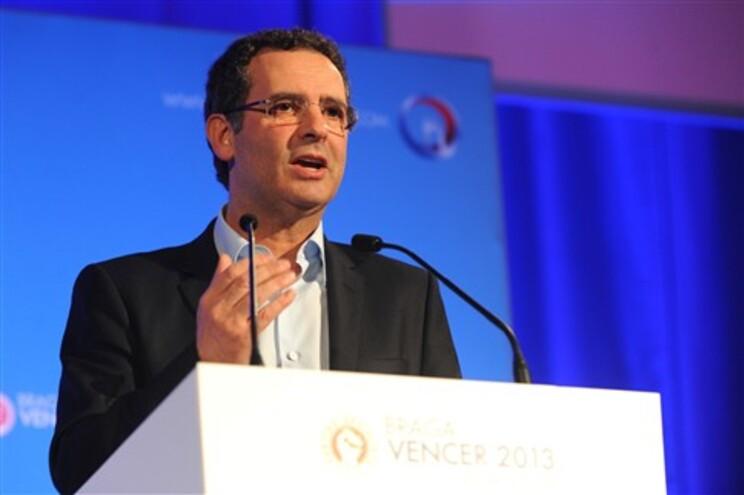 António José Seguro na cerimónia oficial de apresentação do candidato do PS à Câmara de Braga, Vitor