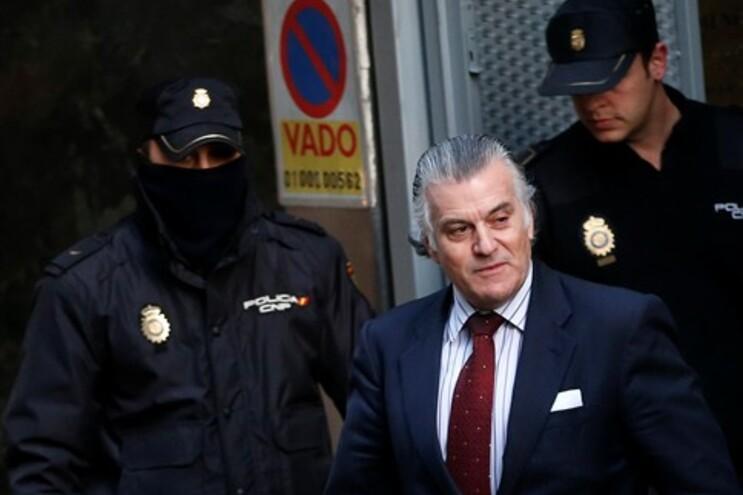 Juiz proíbe ex-tesoureiro do PP de sair de Espanha