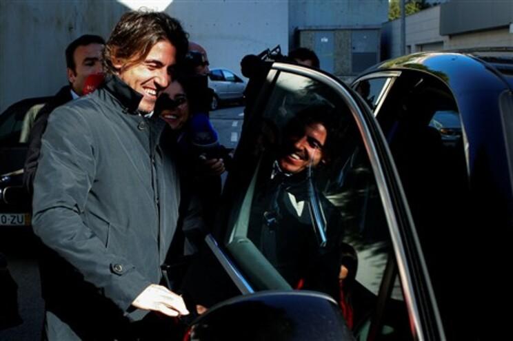 Sá Pinto e Rui Costa negam contactos para apoiar Sócrates