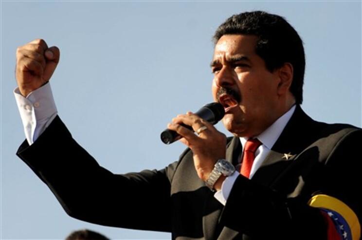 Deputados da Oposição boicotam juramento de Nicolás Maduro