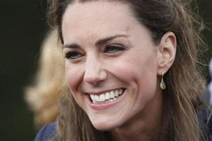 Kate Middleton gostaria que o primeiro filho fosse um rapaz