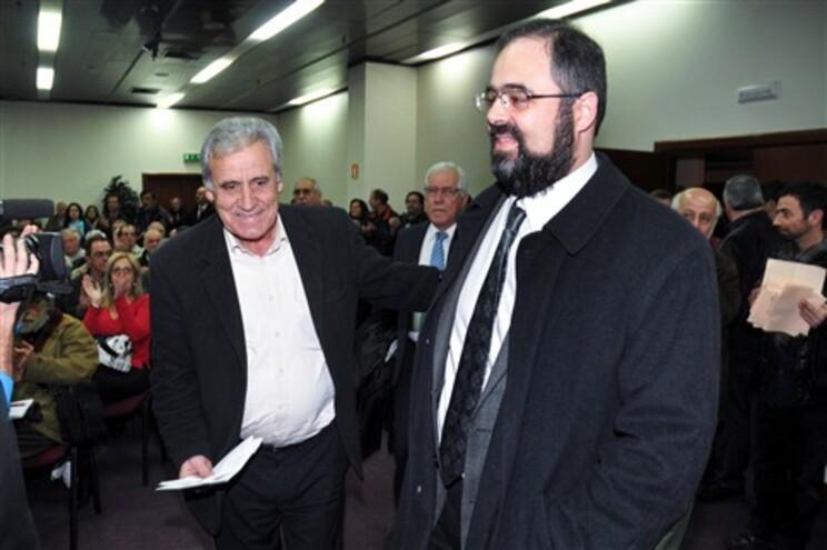 Jerónimo de Sousa e Pedro Carvalho, candidato à Câmara do Porto
