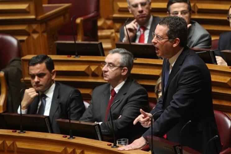 PS entrega moção de censura ao Governo na quinta-feira