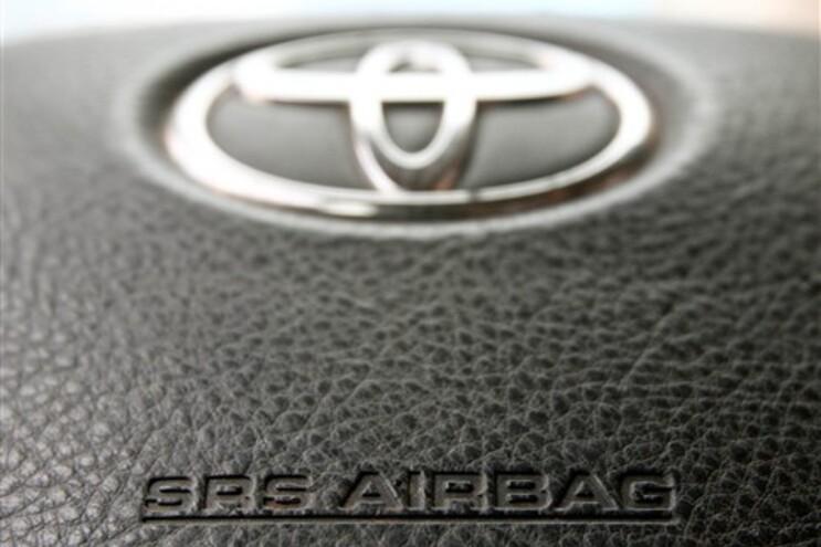 """Detetado problema no """"airbag"""" do passageiro da frente"""