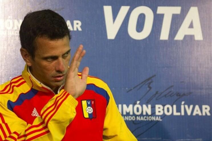 Perfil de Henrique Capriles