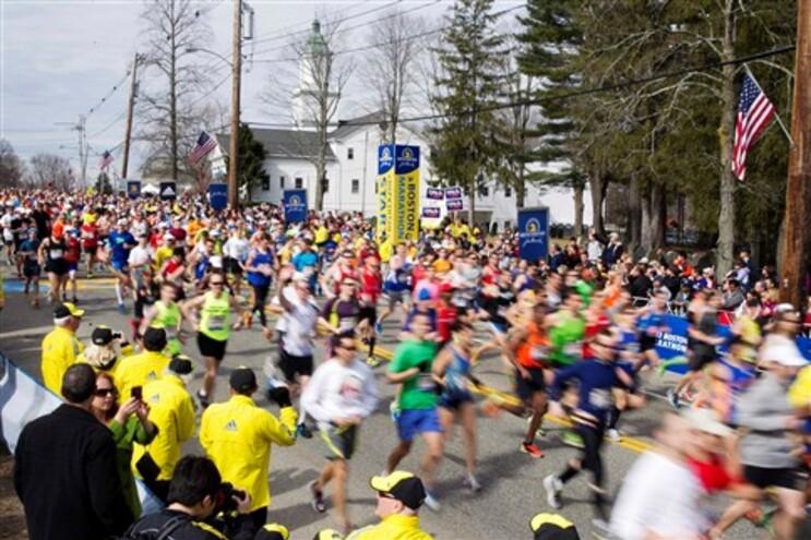 Maratona de Boston, a corrida mais antiga do mundo