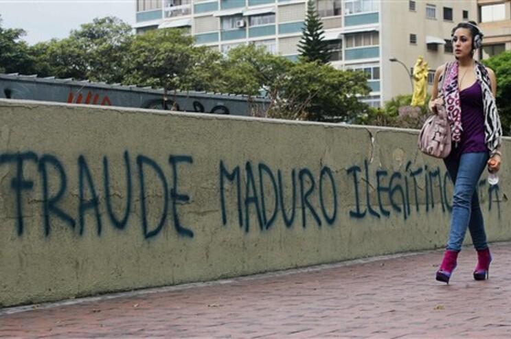 Bispos apoiam recontagem votos na Venezuela e oferecem-se para mediação