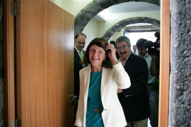A ex-líder do PSD/Açores e antiga presidente da câmara de Ponta Delgada, Berta Cabral