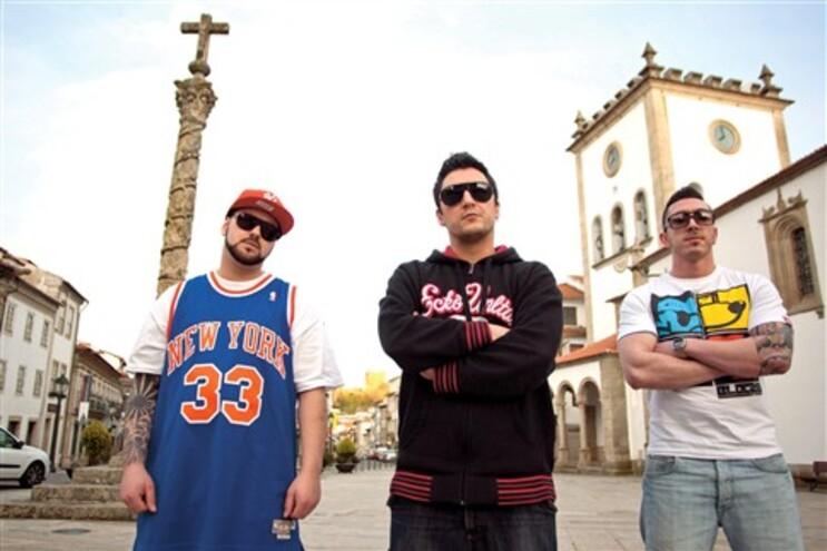 Flow Bro, MK Nocivo e DJ 90 Cutz são exemplos da pujança que o hip hop respira em Trás-os-Montes