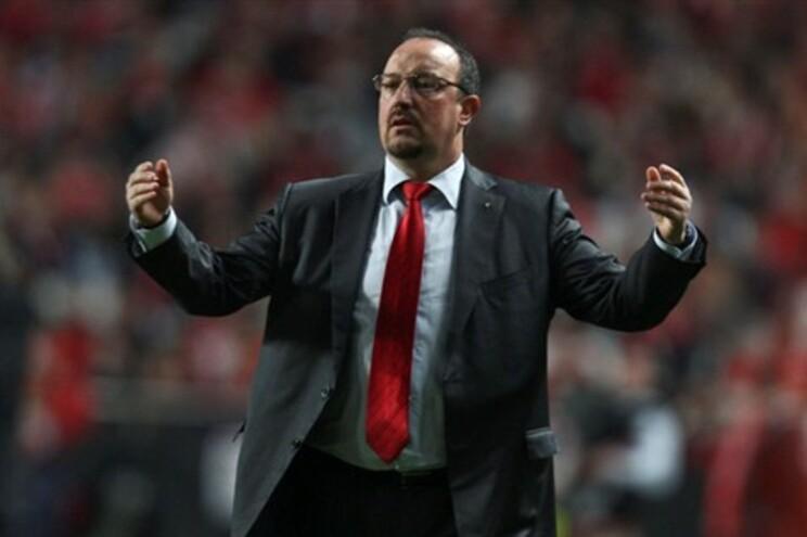 Rafael Benitez, treinador do Chelsea