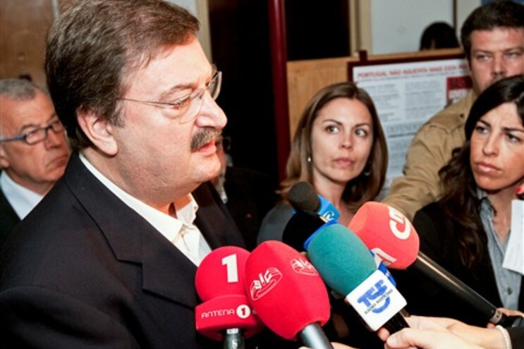 """UGT e CGTP convergem em """"90%"""" das posições anti-austeridade"""
