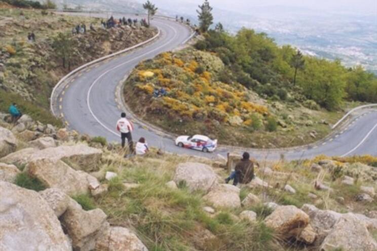 Automobilismo de regresso à Serra da Estrela