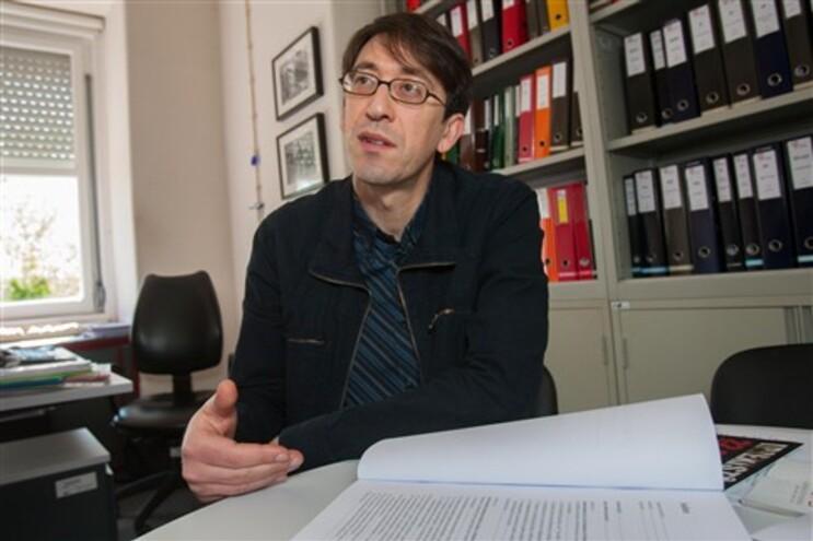 Sociólogo João Paulo Dias