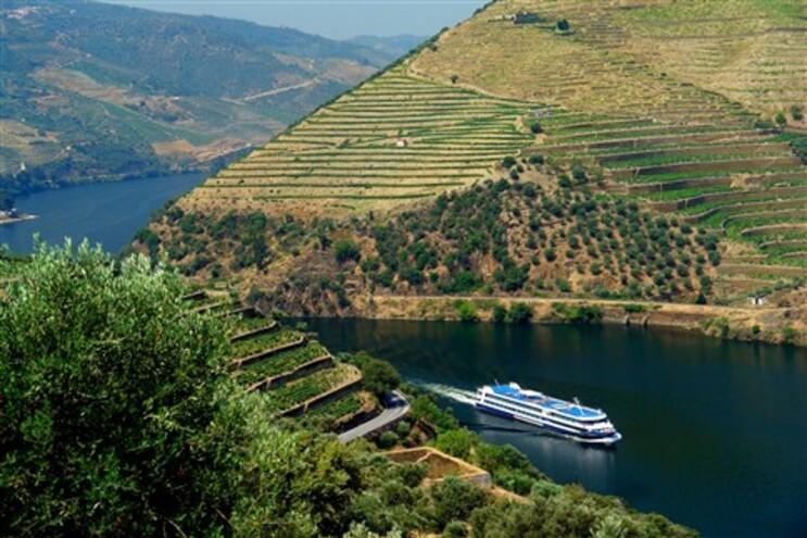 Douro eleito como melhor destino fluvial da Europa