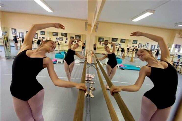 Porto não tem tradição no ballet mas alunos estão a dar cartas lá fora