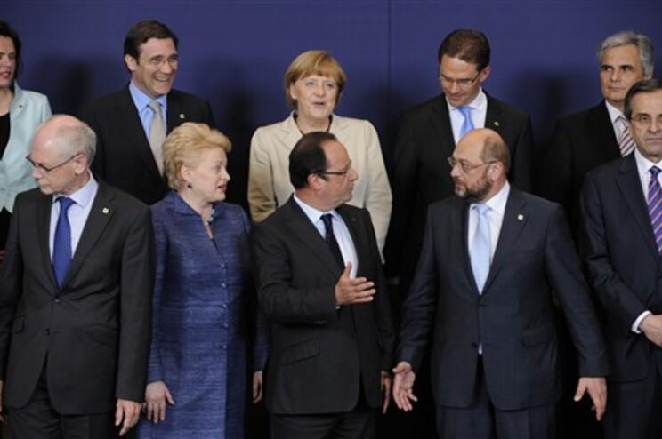 Pedro Passos Coelho esteve esta sexta-feira no Conselho Europeu