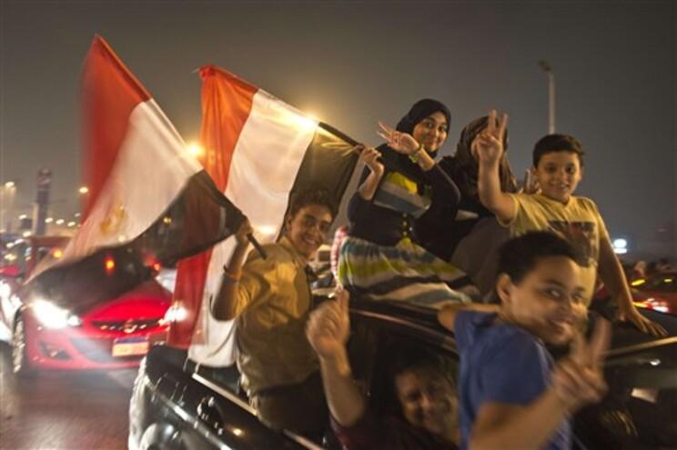 Exército depôs o Presidente islamita Mohamed Morsi, esta quarta-feira