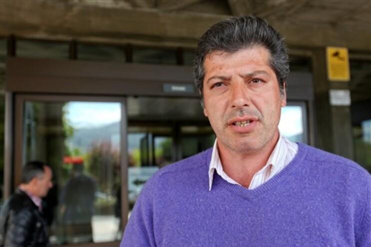 José Carlos Martins, presidente da Associção Nacional de Enfermeiros