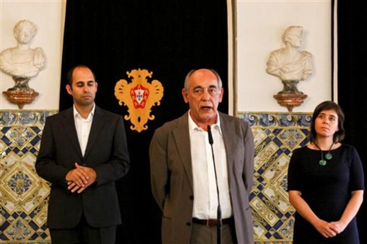 """Dirigentes do BE justificam proposta justificada pelo facto de """"Portugal estar a entrar na terceira semana"""