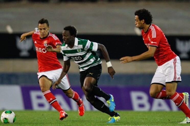 Sporting venceu por 2-1