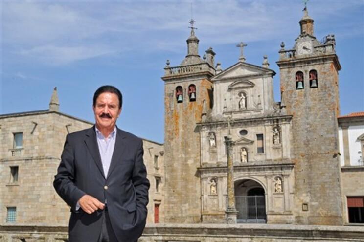 Fernando Ruas, autarca de Viseu