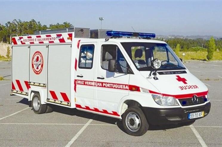 Cruz Vermelha compra carros para fazer serviço de bombeiros