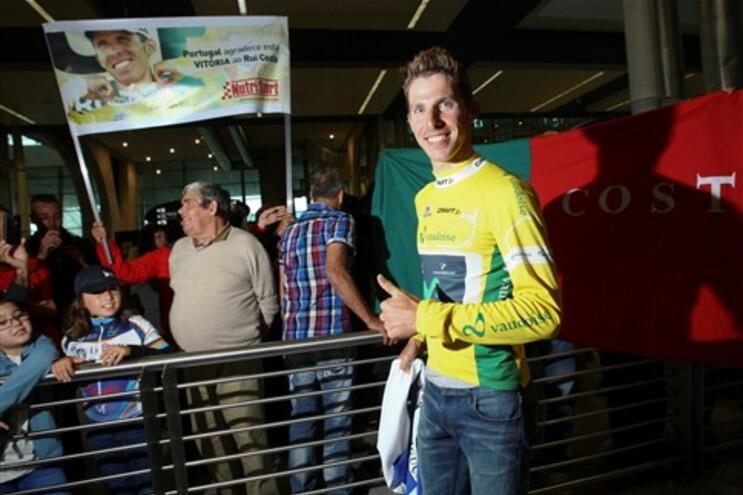 Ciclista Rui Costa vai correr na Lampre na próxima época