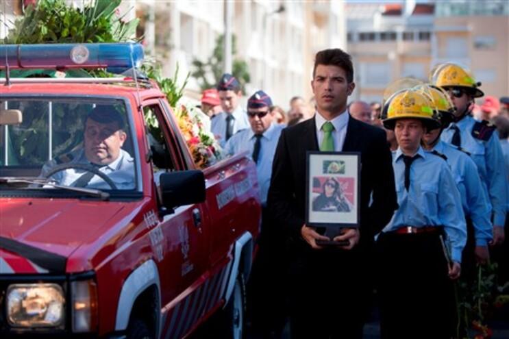Funeral de Ana Rita