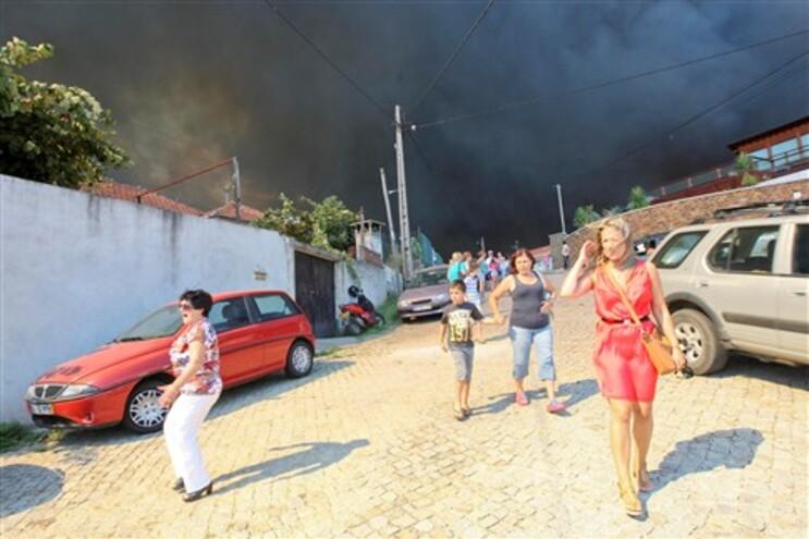 Governo faz levantamento das situações mais graves causadas pelos incêndios