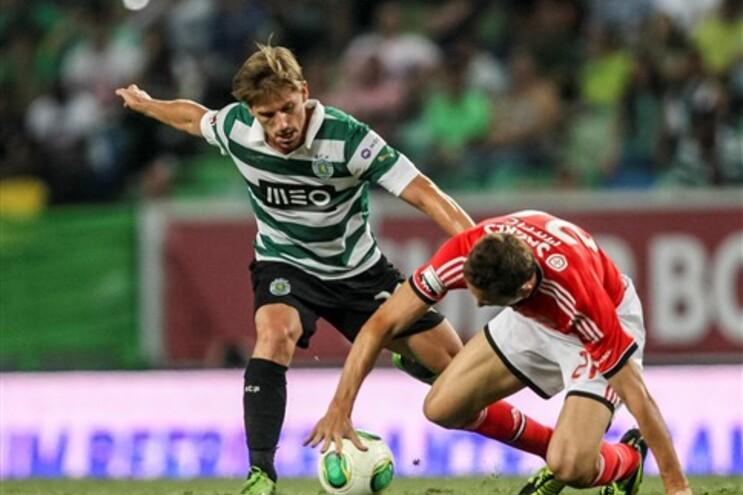 Adrien Silva substitui lesionado Ruben Micael na seleção portuguesa