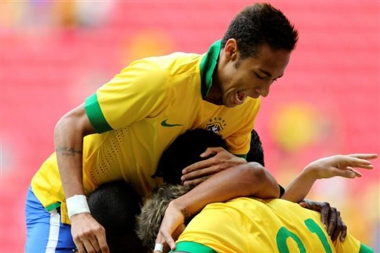 Neymar vai estar no centro do palco