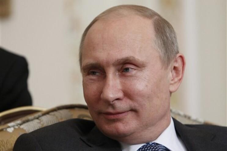 """Putin escreveu no """"The New York Times"""""""