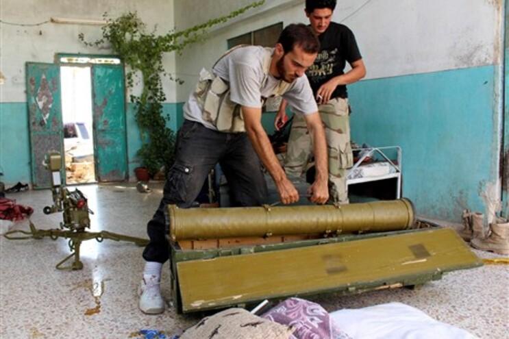 Relatório da ONU vai confirmar utilização de armas químicas na Síria