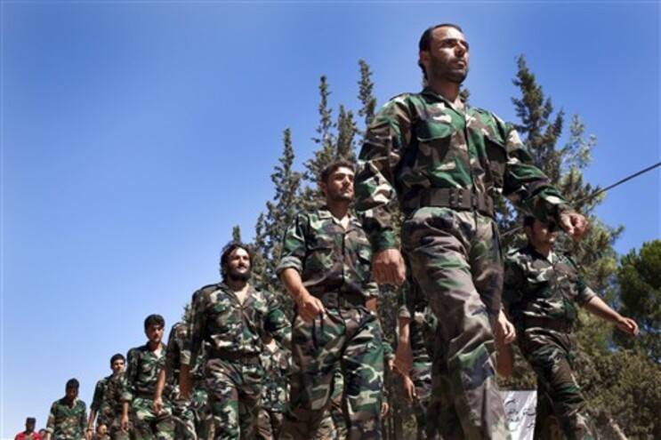 Oposição síria quer estender proibição de armas químicas a mísseis e aviação