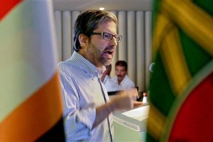 Marco António Costa na Póvoa de Varzim