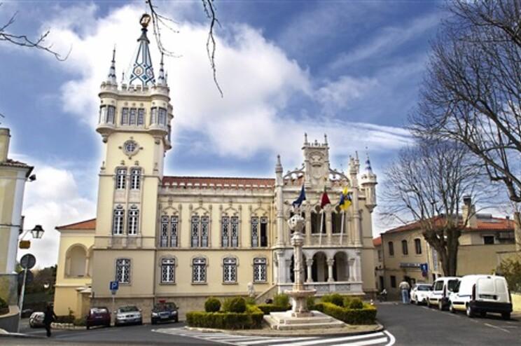 Fachada da Câmara de Sintra