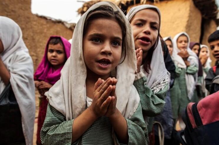 O mundo das meninas que não são Malala