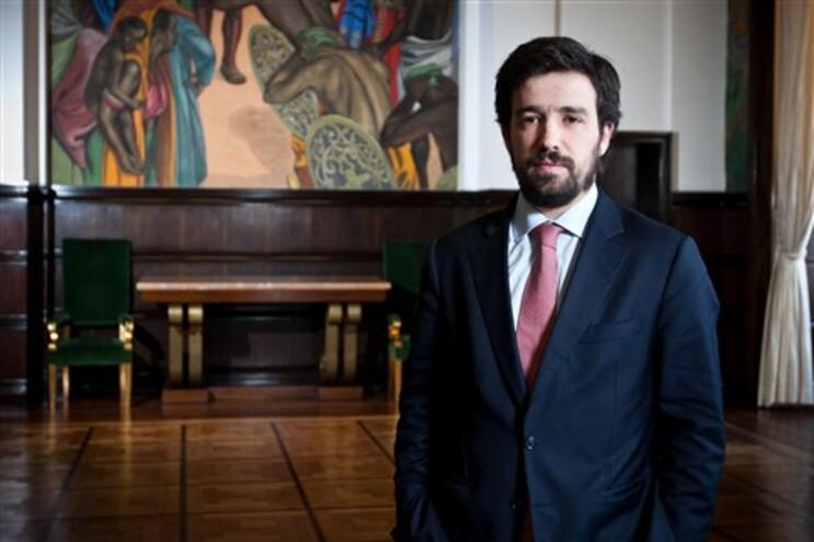 Luís Menezes falou em nome do PSD
